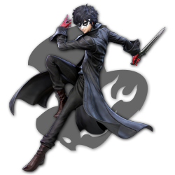 Joker as appearing in Super Smash Bros. Ultimate.