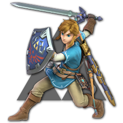 Link as appearing in Super Smash Bros. Ultimate.