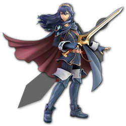 Lucina as appearing in Super Smash Bros. Ultimate.