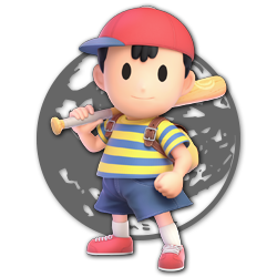 Ness as appearing in Super Smash Bros. Ultimate.